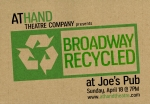 broadway recycled