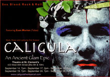 Caligula flyer