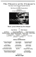 Caligula playbill